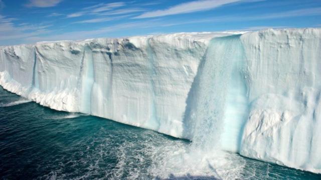 ارتفاع منسوب المحيطات