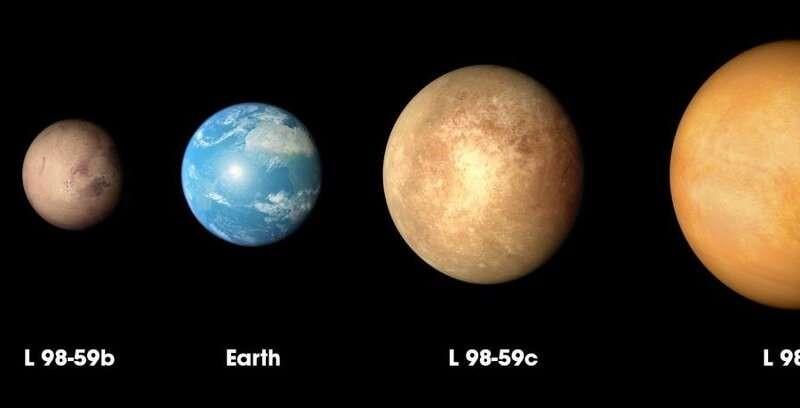 اصغر كوكب 45