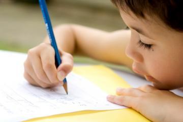 الأطفال في الرياضيات