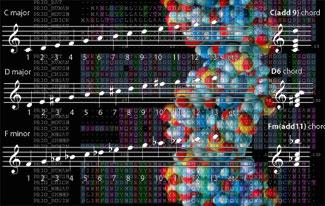 بروتين يعزف 9