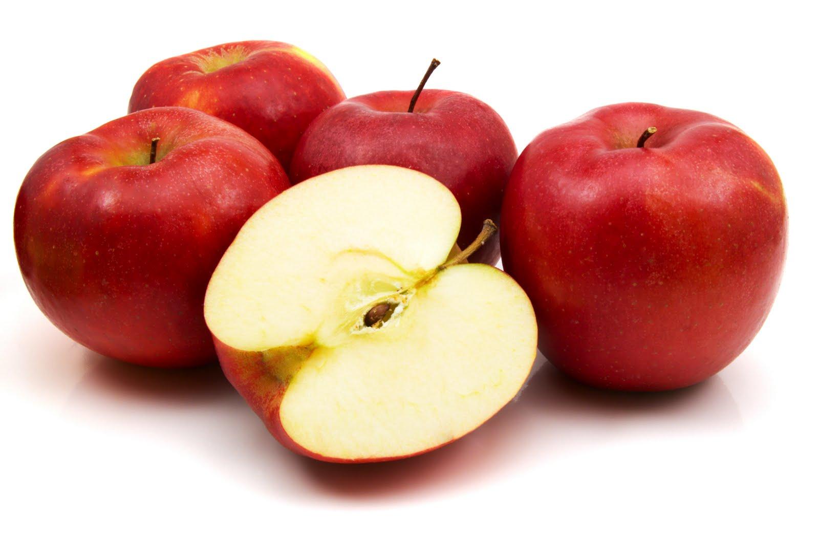حقائق عن التفاح